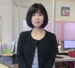 教室長 喜屋武縁